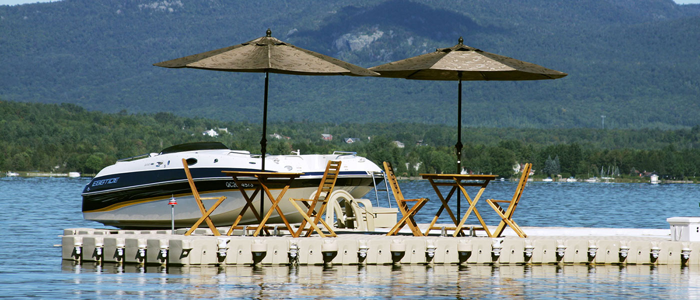 Premier Floating Modular Docks