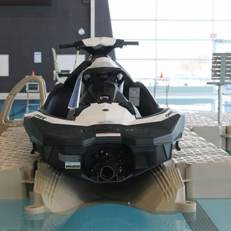 1000 Islands Docks Ltd. - SkiDoo with Jet Slide Dock Image